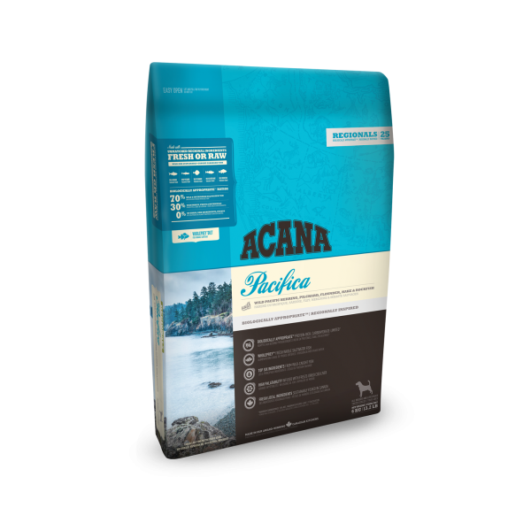 ACANA DOG PACIFICA 11.4 KG