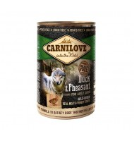 CARNILOVE WILD MEAT DUCK AND PHEASANT 400 G