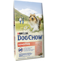 Purina Dog Chow Sensitive Somon 14 Kg