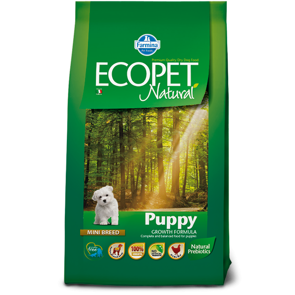 ECOPET NATURAL PUPPY MINI