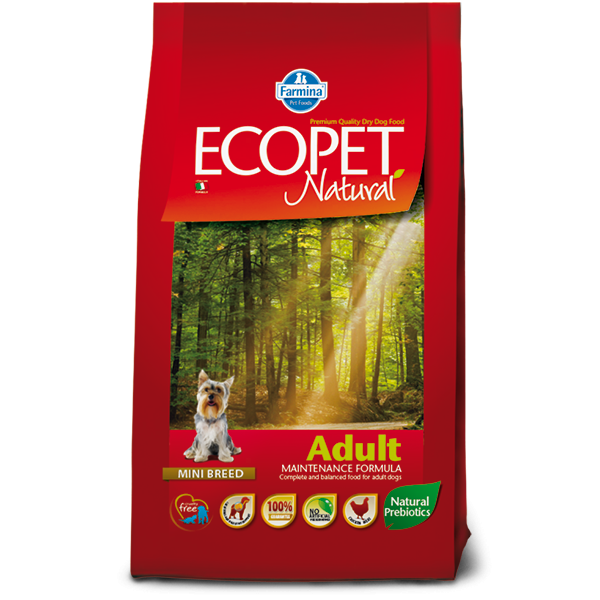 ECOPET NATURAL ADULT MINI