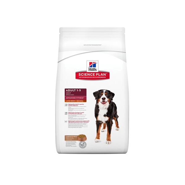 HILL'S Science Plan™ Canine Adult Advanced Fitness™ Large Breed Miel & Orez 12 kg.