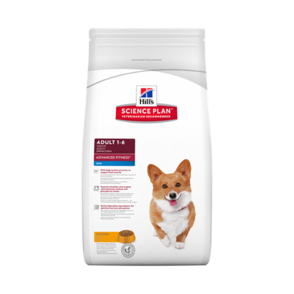 HILL'S Science Plan™ Canine Adult Advanced Fitness™ Mini 7 Kg