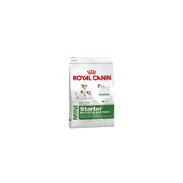 Royal Canin Mini Starter 8.5 Kg.