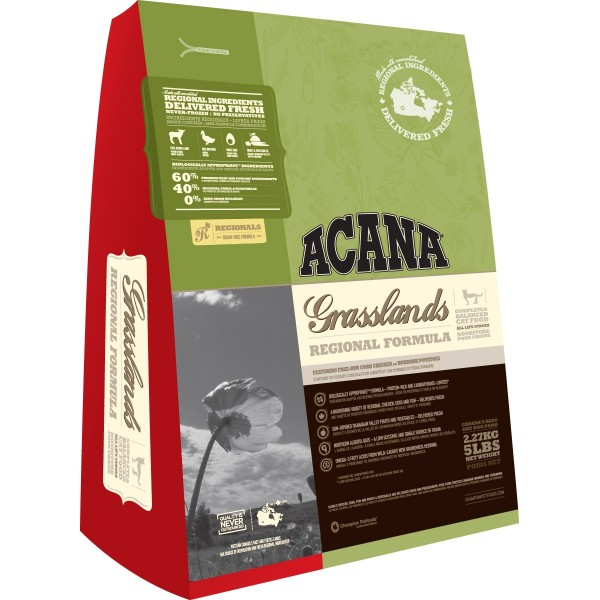 ACANA CAT GRASSLANDS 7 KG.