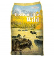 TASTE OF THE WILD HIGH PRAIRIE 13 KG.