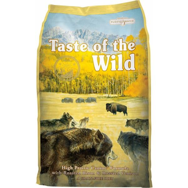 TASTE OF THE WILD HIGH PRAIRIE 13 KG.