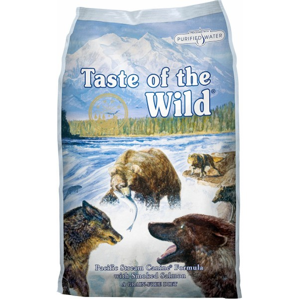 TASTE OF THE WILD PACIFIC STREAM 13 KG.