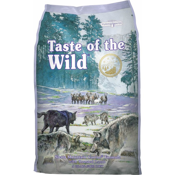 TASTE OF THE WILD SIERRA MOUNTAIN 13 KG.