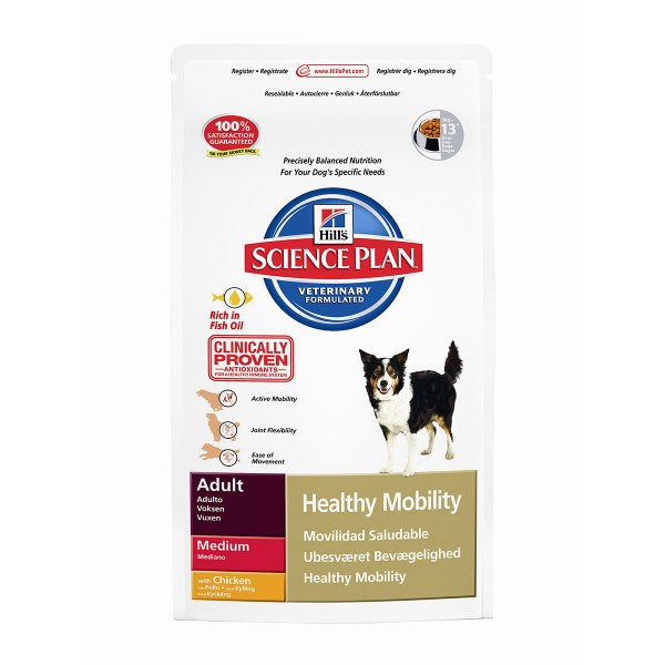 HILL'S SP CANINE ADULT MOBILITY MEDIUM BREED