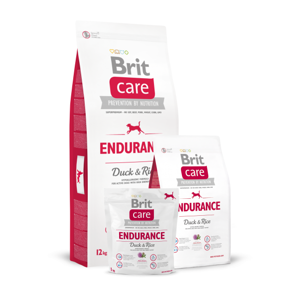 BRIT CARE ENDURANCE 12 KG.