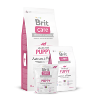 BRIT CARE GRAIN FREE PUPPY SAMON AND POTATO