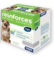 VIYO REINFORCES DOG SENIOR 7 X  30 ML.