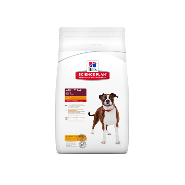 HILL'S Science Plan™ Canine Adult Light 12 Kg