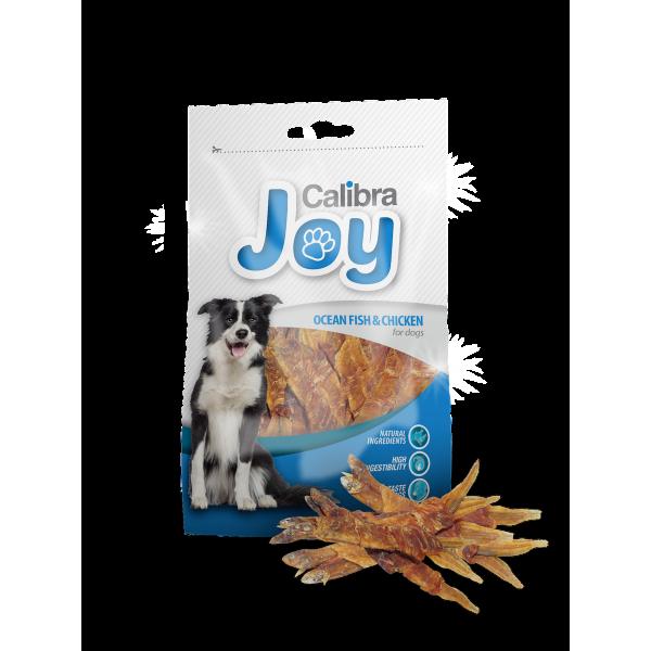 CALIBRA JOY TREATS DOG OCEAN FISH AND CHICKEN