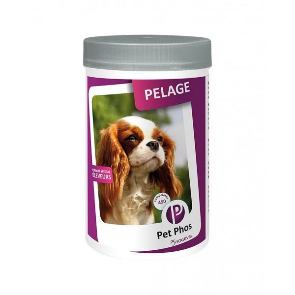 PET PHOS SPECIAL PELAGE 450 CP.
