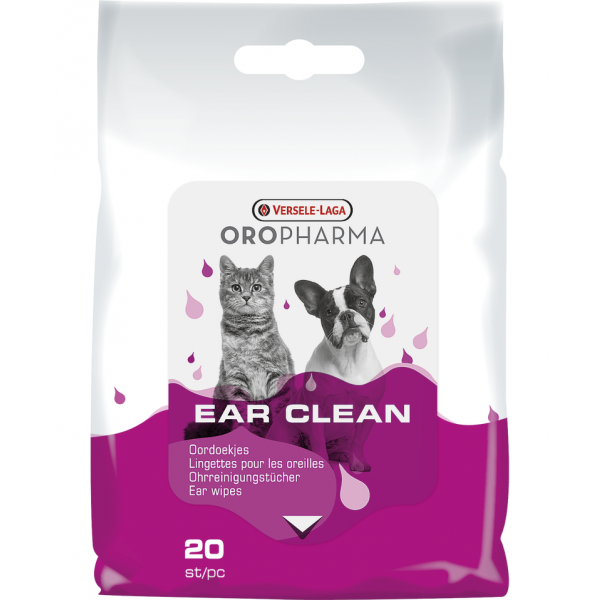 OROPHARMA EAR CLEAN 20 BUC.