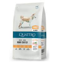 QUATTRO ADULT LARGE BREED EXTRA POULTRY
