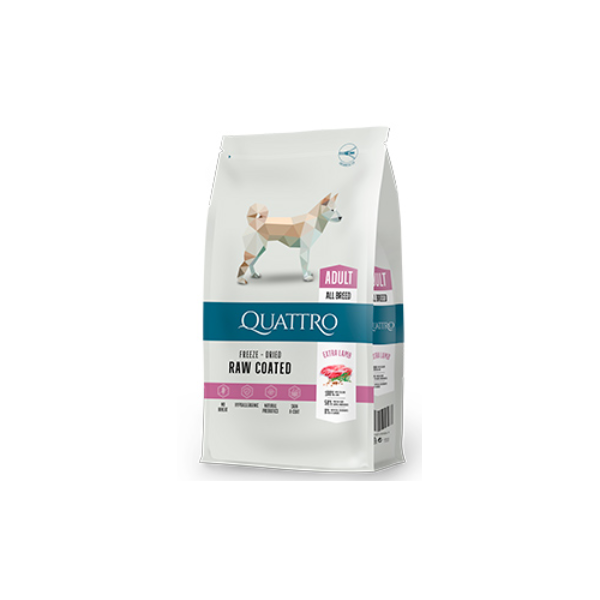 QUATTRO ADULT MEDIUM BREED EXTRA LAMB