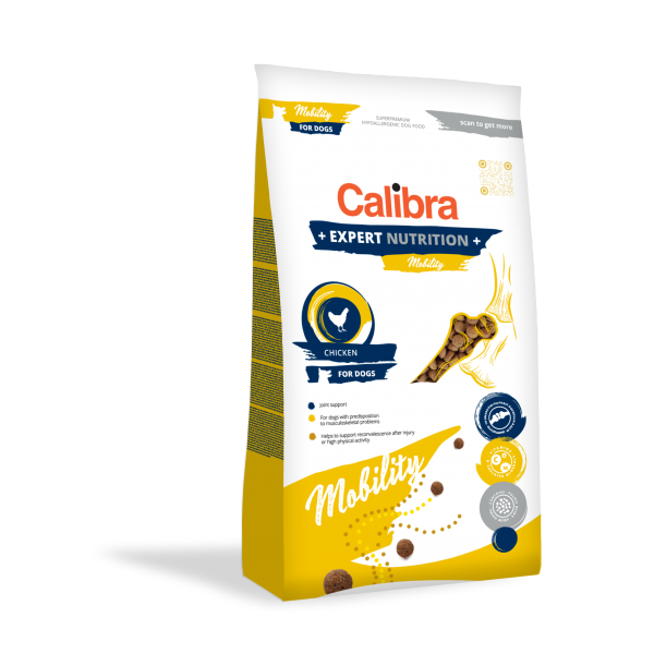 CALIBRA DOG EXPERT NUTRITION MOBILITY