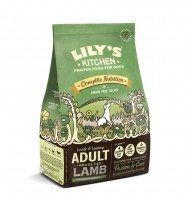 LILY'S KITCHEN FOR DOGS GRAIN FREE RECIPE ADULT GRASS FED LAMB