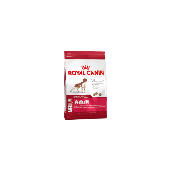 Royal Canin Medium Adult 15 Kg.