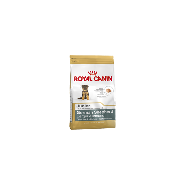 Royal Canin German Shepherd Junior 12 Kg.