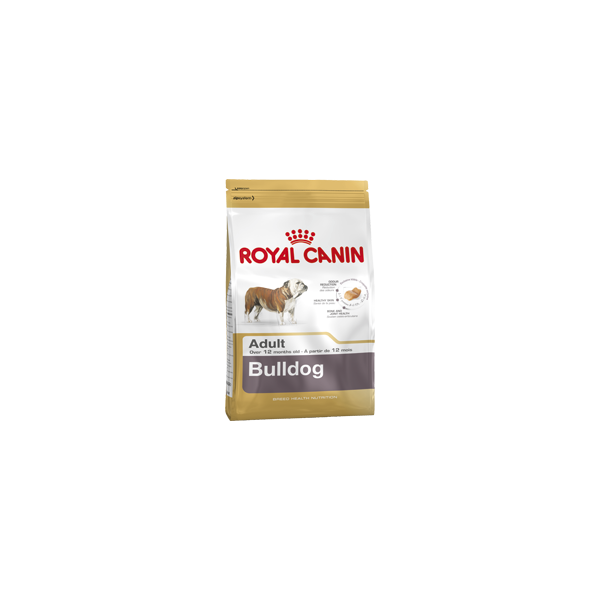 Royal Canin Bulldog Adult 12 Kg.