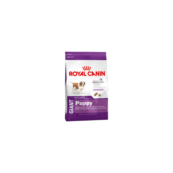 Royal Canin Giant Puppy 15 Kg.