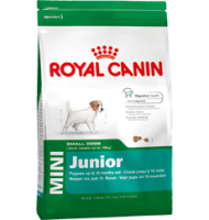 Royal Canin Mini Junior 8 Kg.