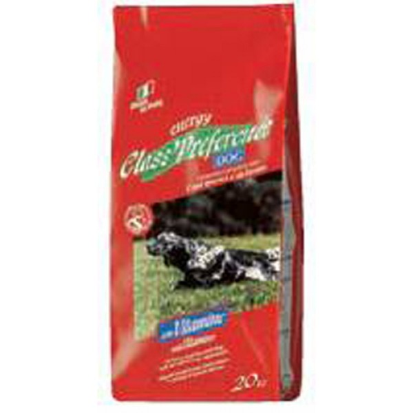 CLASS PREFERENCE DOG ENERGY 20 KG.