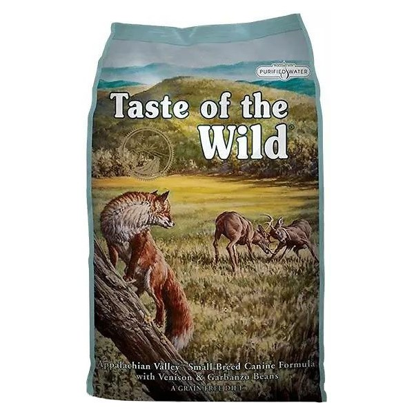 TASTE OF THE WILD APPALACHIAN VALLEY SMALL BREED 12.7 KG.