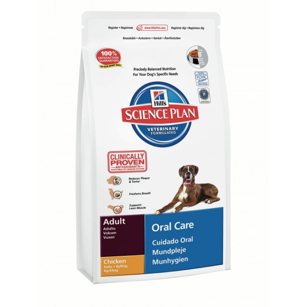 HILL'S Science Plan™ Canine Adult Oral Care Chicken